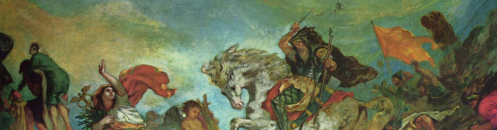 Attila and His-Hordes Overrun Italy and The Arts
