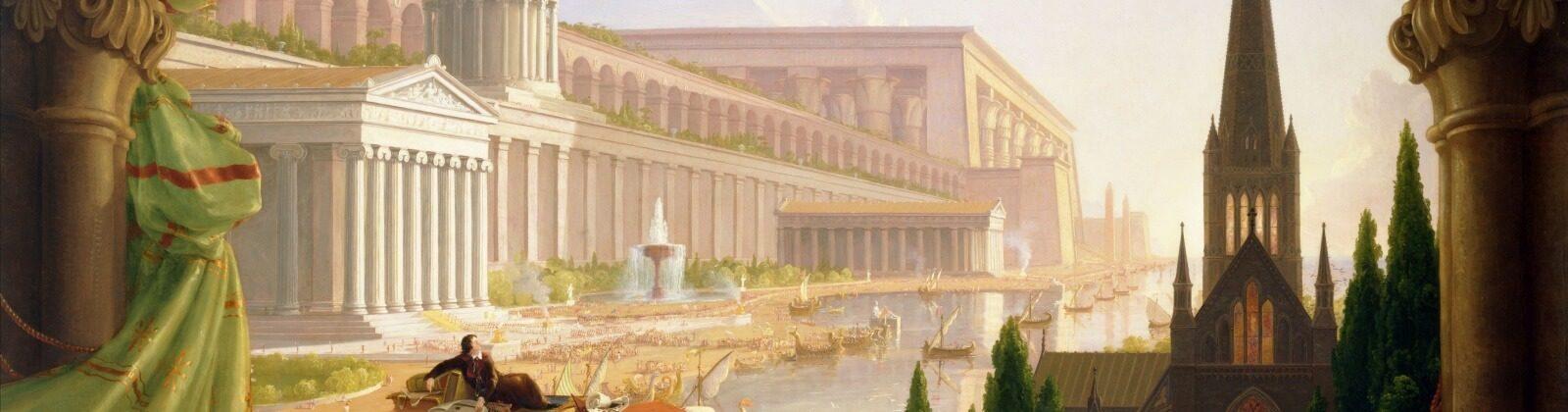 Thomas Cole: Architect's Dream